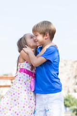 First children love