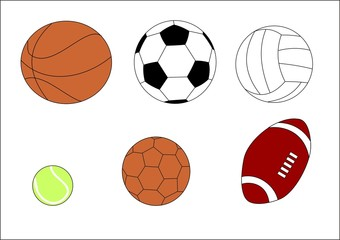 balones deporte