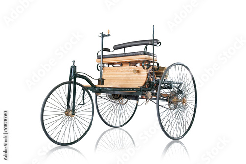 oldtimer erstes auto der welt carl benz wagen auto. Black Bedroom Furniture Sets. Home Design Ideas