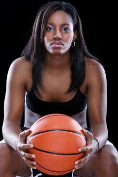 basketball woman
