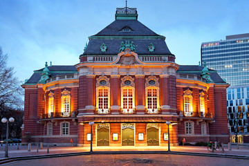 Laeiszhalle der Elbphilharmonie Hamburg, Deutschland