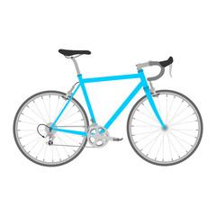 Papier Peint - vélo de course