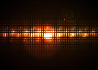 Abstrat lighting background