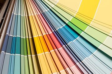 Paint Colour Palette
