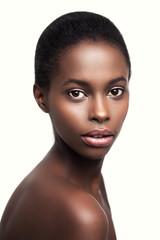 Sensual African Woman