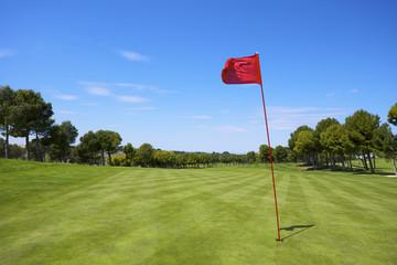 Poster Golf golf