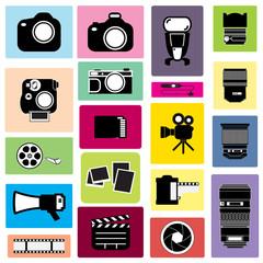 Camera set