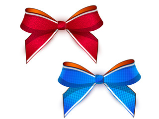 two bows