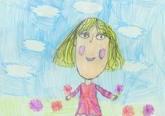 colorful children's picture