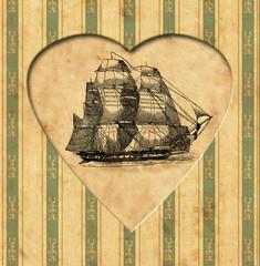 Vintage Heart - Segler