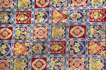 Oriental embroidery - orientalische Stickerei