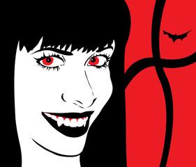 vampire femme