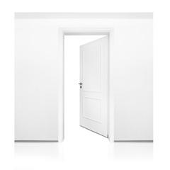 Tür nach Draußen