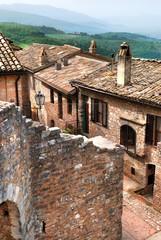 Fotomurales - Collepino, Umbria