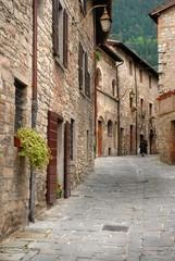 Fotomurales - Gubbio, Umbria