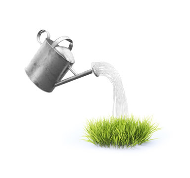 Isoalted watering can