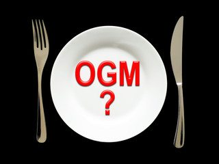 assiette OGM ?