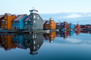 Fotomurales - Reitdiephaven in Groningen