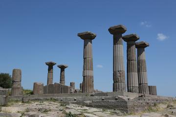Assos Antik Şehri Çanakkale