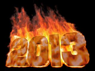 burning number 2013