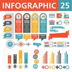 Infographic Elements 25