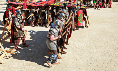 spectacle romain