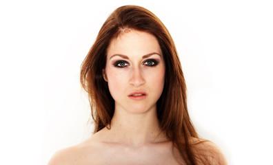 Model im Portrait