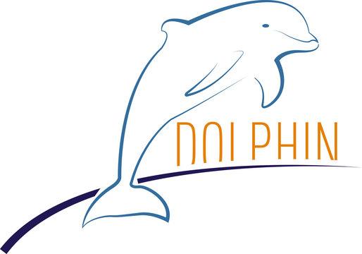 illustration dauphin