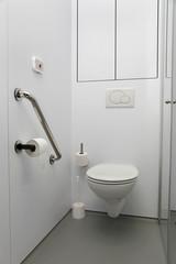 WC chambre hôpital