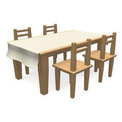 WoodenDiningTable