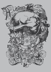 Shield skull