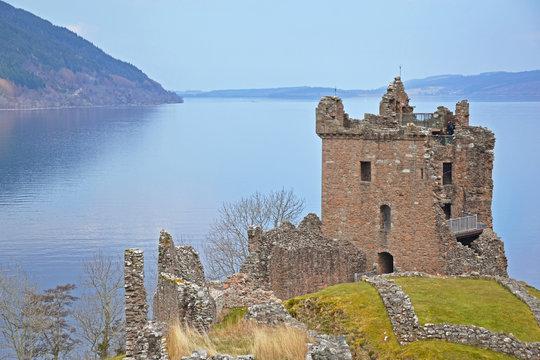 Loch Ness Castle