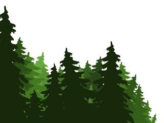 Vektor-Wald