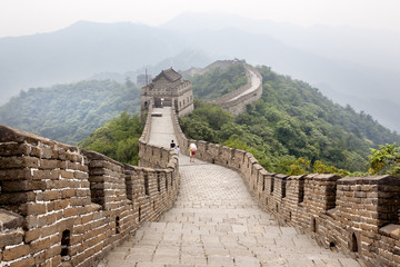 Keuken foto achterwand China great wall of china
