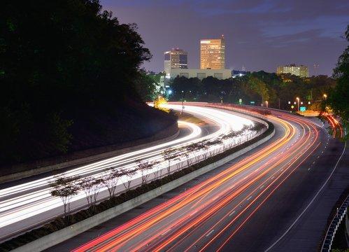 Greenville South Carolina Interstate