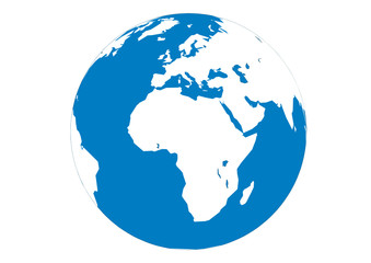 Blauer Planet - Erde - Afrika