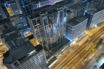Highway in Hong Kong