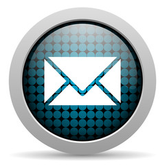 mail glossy icon
