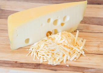 Chunk of Swiss Cheese