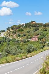 Portugal - Algarve - Landstrasse N267