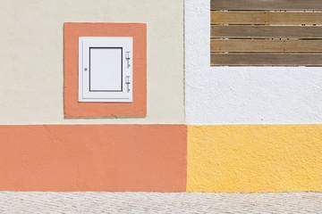 Portugal - Algarve - Hauswand