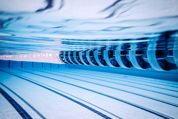 Fototapete - swimming pool