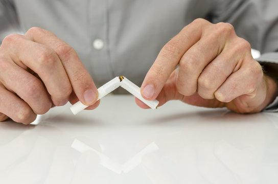 Beating cigarette addiction