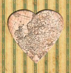 Vintage Heart - Europa