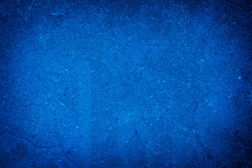 abstract blue background of elegant dark blue vintage grunge