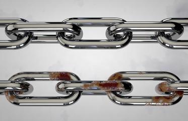 Chain elements