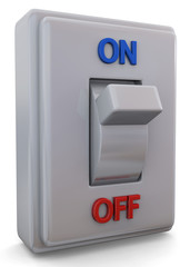 SWITCH ON OFF - 3D