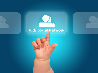 Kids social networks.