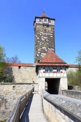 Wall Mural - Rothenburg