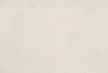 Beige plastered wall  texture background